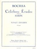 Robert Nicolas-Charles Bochsa: Célèbres Études - 20  Études Vol
