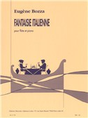 Eugène Bozza: Fantaisie Italienne For Flute And Piano