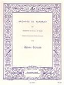 Henri Busser: Andante Et Scherzo Op.44 (Trumpet/Piano)