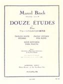 Marcel Bitsch: Twelve Flute Studies