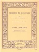 André Chailleux: Piece De Concours