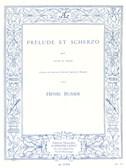 Henri Büsser: Prélude Et Scherzo For Flute And Piano Op.35