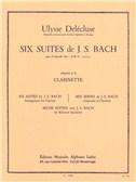 Johann Sebastian Bach: Six Suites BWV1007/12