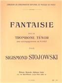 Sigismond Stojowski: Fantaisie (Trombone and Piano)
