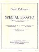 Gérard Pichaureau: Special Legato - 24 Etudes For Trombone