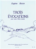 Eugène Bozza: Three Evocations For Two Flutes