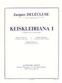 Kreisleriana, 13 Études pour caisse-claire (1er cahier)