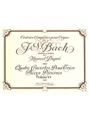 J.S. Bach: Complete Organ Works (Volume 6) With Annotations And Fingerings By Marcel Dupré