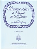 Guillaume Gabriel Nivers: Livre D'Orgue No. 1 Vol. 1 (Organ)