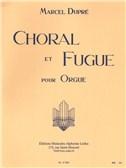 Marcel Dupré: Choral Et Fugue Op.57