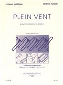 Marcel Galiègue/Jérôme Naulais: Plein Vent (Trombone/Piano)