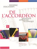 Frédéric Deschamps: New Technical Approach for the Accordion