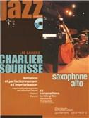 Les Cahiers Charlier Sourisse: Jazz - Alto Saxophone (Book/CD)