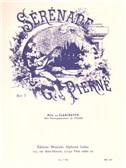 Gabriel Piern': S'r'nade Op.7 (Clarinet)