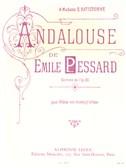 Emile Pessard: Andalouse (Flute/Piano)