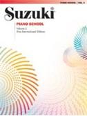 Suzuki Piano School - Volume 2 (Book Only)