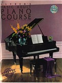 Alfred's Basic Adult Piano Course: Lesson Book Level One (Book/CD)