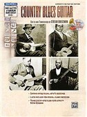 Country Blues Guitar (Book and CD)