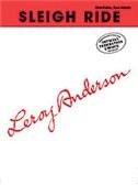 Leroy Anderson: Sleigh Ride - Piano Duet (1 Piano, 4 Hands)