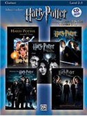 Harry Potter - Instrumental Solos (Movies 1-5) - Clarinet