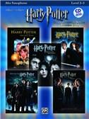 Harry Potter - Instrumental Solos (Movies 1-5) - Alto Saxophone