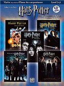 Harry Potter - Instrumental Solos (Movies 1-5) - Violin And Piano Accompaniment