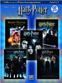 Harry Potter - Instrumental Solos (Movies 1-5) - Cello And Piano Accompaniment