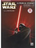 Star Wars: A Musical Journey, Episodes I - VI - Piano Accompaniment (Arr. Galliford, Neuburg And Edmondson) (Book/CD)