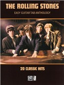 The Rolling Stones: 20 Classic Hits For Easy Guitar TAB