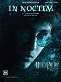 Nicholas Hooper: In Noctem - Harry Potter and The Half Blood Prince (PVG)
