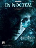 Nicholas Hooper: In Noctem - Harry Potter & The Half Blood Prince (Easy Piano)