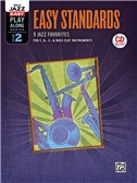 Alfred Jazz Easy Play-Along Series Volume 2: Easy Standards (Book/CD)