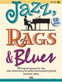 Martha Mier: Jazz, Rags & Blues - Book 1
