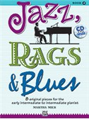 Martha Mier: Jazz, Rags & Blues - Book 2