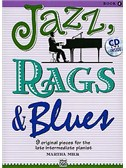 Martha Mier: Jazz, Rags & Blues - Book 4