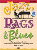 Martha Mier: Jazz, Rags & Blues - Book 5