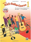 Alfred's Kid's Guitar Course - Book 1 (Book/Online Audio)