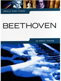 Really Easy Piano: Beethoven