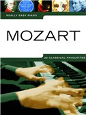 Really Easy Piano: Mozart