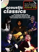 Play Along Guitar Audio CD: Acoustic Classics