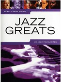 Really Easy Piano: Jazz Greats - 22 Jazz Favourites