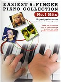 Easiest 5-Finger Piano Collection: No.1 Hits