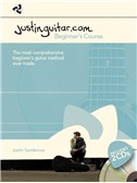 Justinguitar.com Beginner's Course - Book/2 CDs (Spiral Bound). Sheet Music, CD