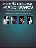 Over 40 Essential Piano Songs