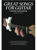 Great Songs For Guitar - Black Book