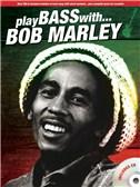 Play Bass With... Bob Marley. Bass Guitar Tab Sheet Music, CD