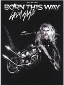Lady Gaga: Born This Way (PVG). Sheet Music