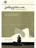 The Justinguitar.com Acoustic Songbook. Guitar Tab Sheet Music