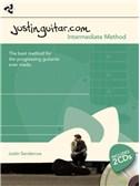 The Justinguitar.com Intermediate Method (Book/2CD). Sheet Music, 2 x CD, Book