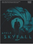 Adele: Skyfall - James Bond Theme (Easy Piano)